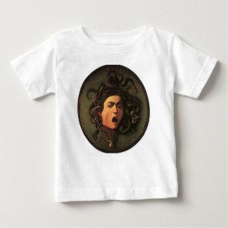 Caravaggio - Medusa - klassische italienische Baby T-shirt