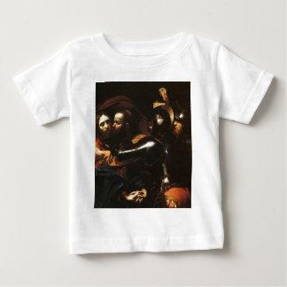 Caravaggio - Nehmen von Christus - klassische Baby T-shirt