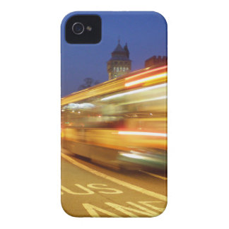 Cardiff nachts iPhone 4 Case-Mate hülle