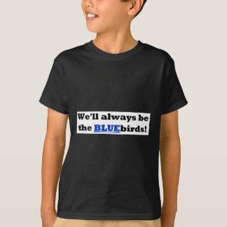 Cardiff-Stadt - wir sind immer die Drosseln T-Shirt