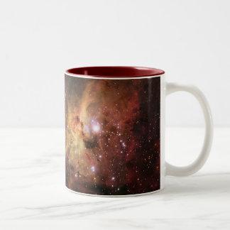 Carina-Nebelfleck Eta Carinae Zweifarbige Tasse