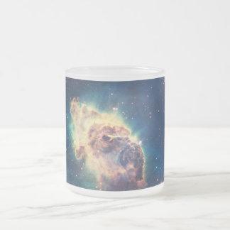 Carina-Nebelfleck Hubbles von der breites Matte Glastasse