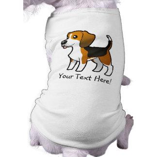 Cartoon-Beagle Shirt