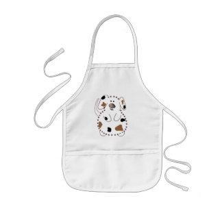 Cartoon-Hundet-shirts und -geschenke Kinderschürze