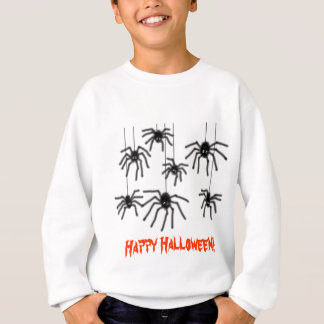 Cartoon-Spinnen-Kindersweatshirt Halloweens Sweatshirt