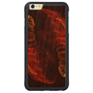 CARVED® CHERRY iPhone 6 PLUS BUMPER HÜLLE