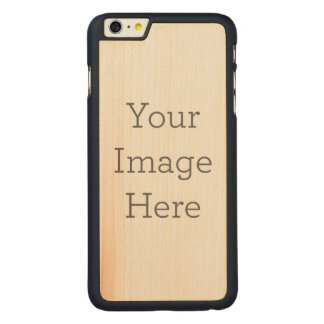 CARVED® MAPLE iPhone 6 PLUS HÜLLE
