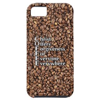 Case-Mate starke iPhone SE/5/5S Kaffeebohnen