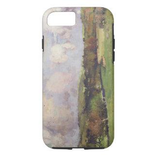 Castlefern, c.1890-95 (Öl auf Leinwand) iPhone 8/7 Hülle