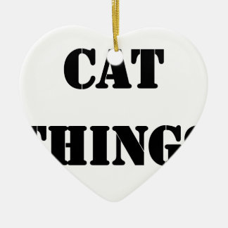 CAT THINGS.pdf Keramik Herz-Ornament