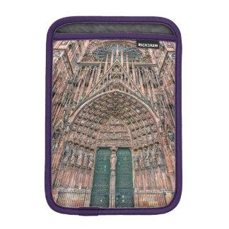 Cathedrale Notre-Dame, Straßburg, Frankreich Sleeve Für iPad Mini