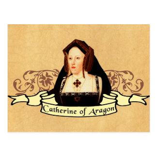 Catherine von Aragonien-Klassiker Postkarten