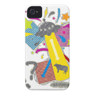 Cattle_Mutilation iPhone 4 Cover