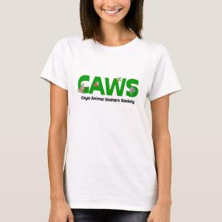 Cayo Tierschutz-Gesellschafts-T - Shirt