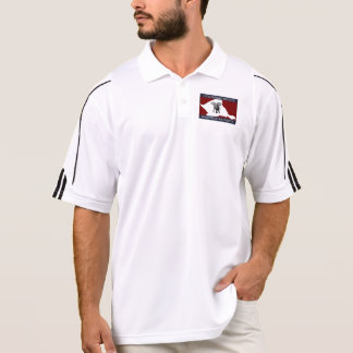 CCRC auf Adidas Polo Shirt