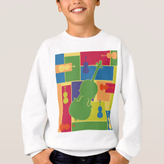 Cello Colorblocks scherzt Sweatshirt
