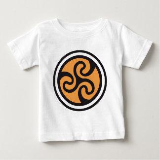 celtic symbol baby t-shirt