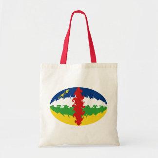 Centrafrique Gnarly Flag Bag