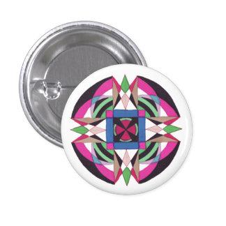 chakana Nut Runder Button 2,5 Cm