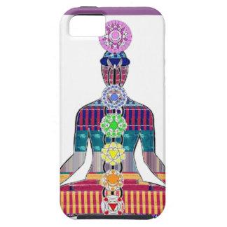 CHAKRA Yoga-Meditation geistiges heilendes NVN688 iPhone 5 Schutzhülle