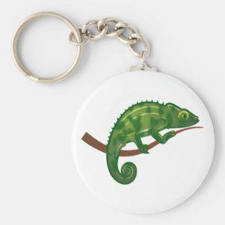 Chamäleon chameleon schlüsselanhänger