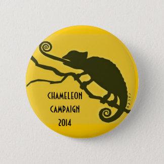 Chamäleon-Kampagne 2014 Runder Button 5,1 Cm