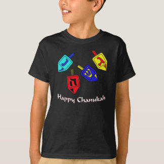 Chanukah Dreidels T-Shirt