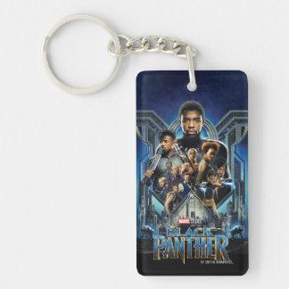Charaktere des schwarzen Panther-| über Wakanda Schlüsselanhänger