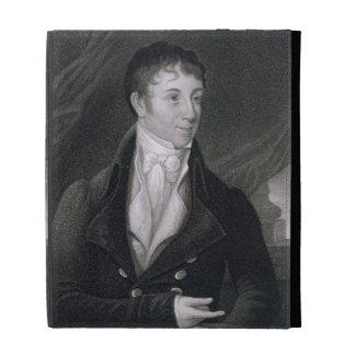 Charles Brockden Brown (1771-1810) graviert von Jo