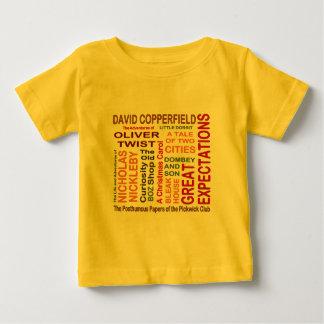 Charles- Dickensromane Baby T-shirt