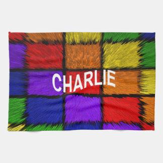 CHARLIE HANDTUCH
