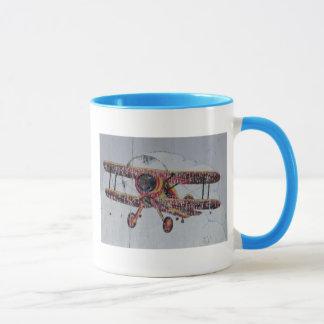 Charter-Doppeldecker-Tasse Tasse
