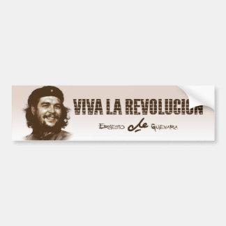 Che Guevarra Lächeln Autoaufkleber