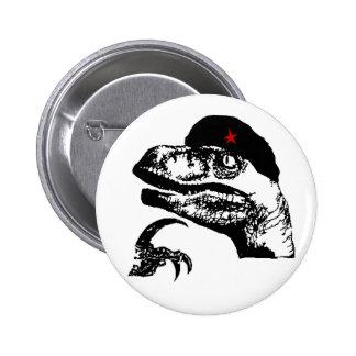 Che Philosoraptor Abzeichen Runder Button 5,7 Cm