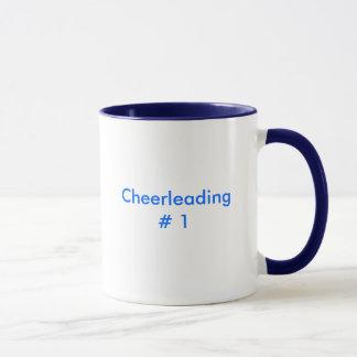 Cheerleading # 1 tasse