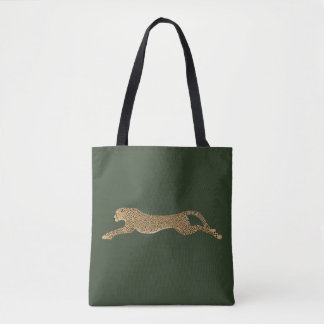 Cheetah-Taschen-Tasche