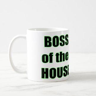 Chef des Hauses Tasse