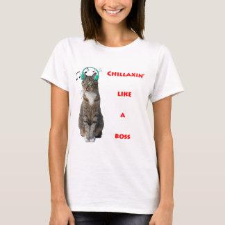 Chef-Katze T-Shirt