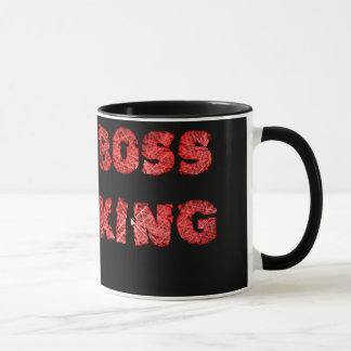 Chef-König Mug Tasse