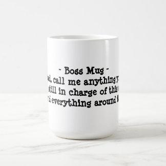 Chef-Tasse Kaffeetasse