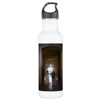 Chelsea- u. Richardhochzeits-Wasser-Flasche Trinkflasche