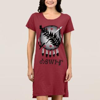 Cherokee Oklahoma Kleid