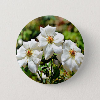 Cherokee Rose 2 Georgia Runder Button 5,1 Cm