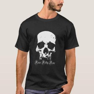 Chev großer Schädel Blockes 454 T-Shirt