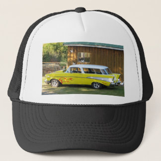 Chevy Nomade-Hut 1957 Truckerkappe