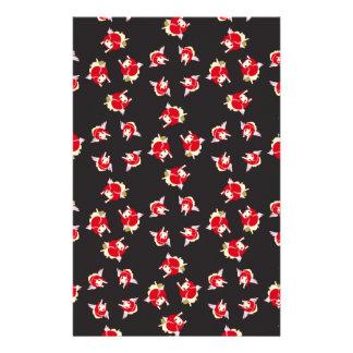 Chi pattern-01 briefpapier