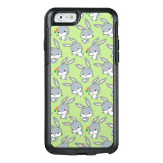 Chibi BUGS BUNNY ™ mit Karotte OtterBox iPhone 6/6s Hülle