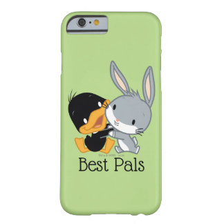 Chibi DÄMLICHES DUCK™ u. BUGS BUNNY ™ Barely There iPhone 6 Hülle
