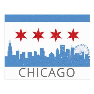 Chicago: Die windige Stadt Postkarten
