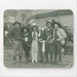 Chicago-Rodeo, 1929. Mauspads